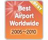 Best airport 2005 2010