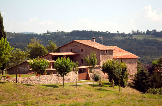 La Rovira, casa rural