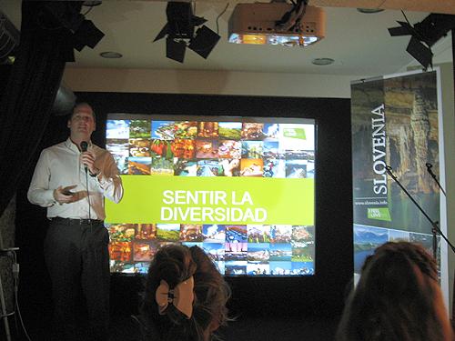Saboreando Eslovenia, diversidad