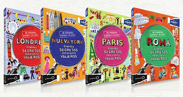 Lonely Planet - Guías de viaje para niños