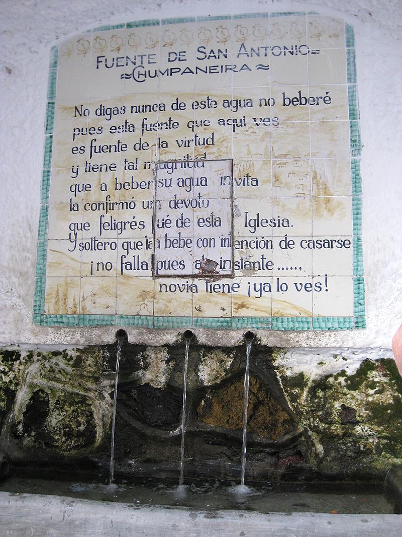 Fuente de San Antonio