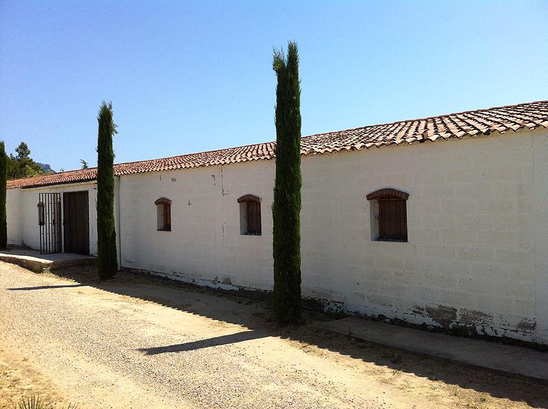 Celler Capafons-Ossó en el Priorat