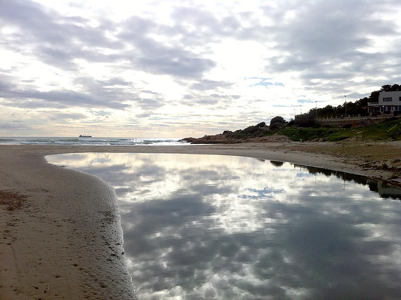 Playa de la Arrabassada, Tarragona