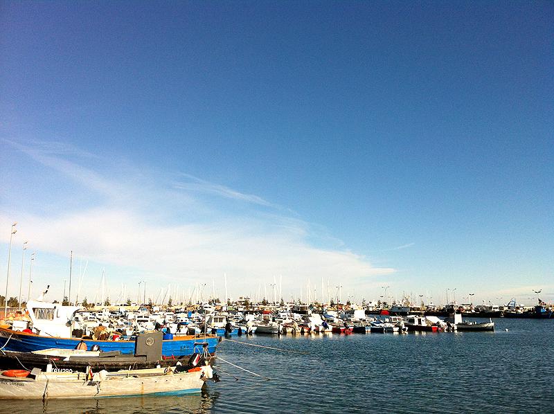 Puerto de Sant Carles de la Ràpita