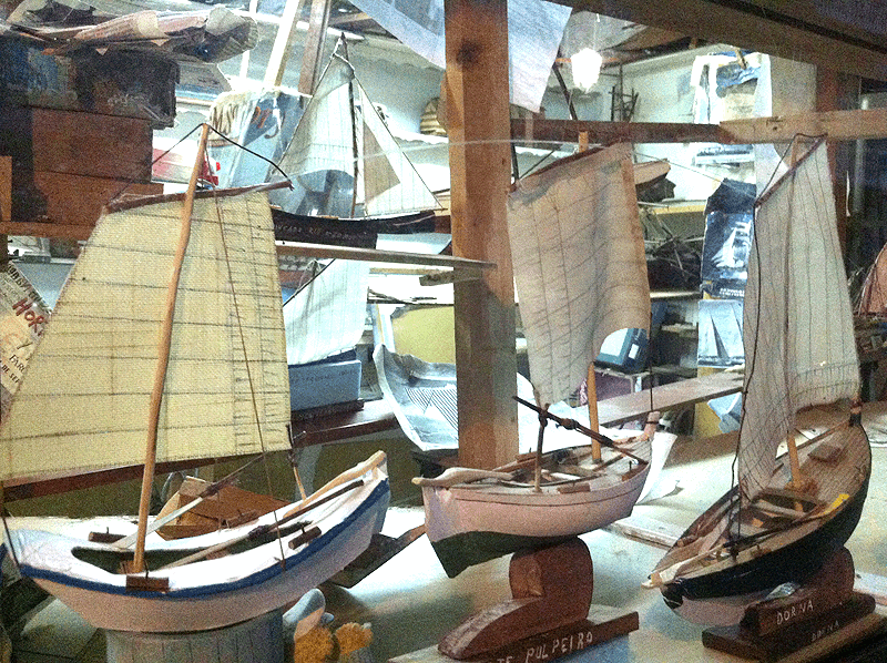 Barcos de modelismo