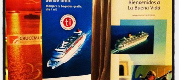 Feria workshop cruceros