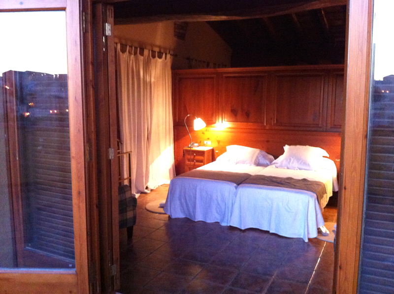 Suite Mansarda en el hotel Hostal Sport