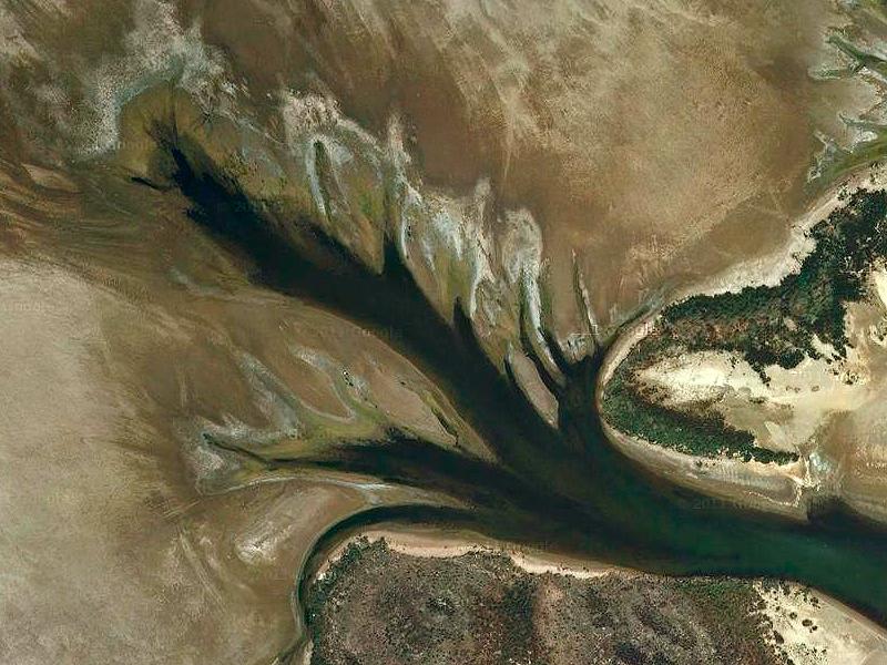 Formas caprichosas en la Punta de la Banya