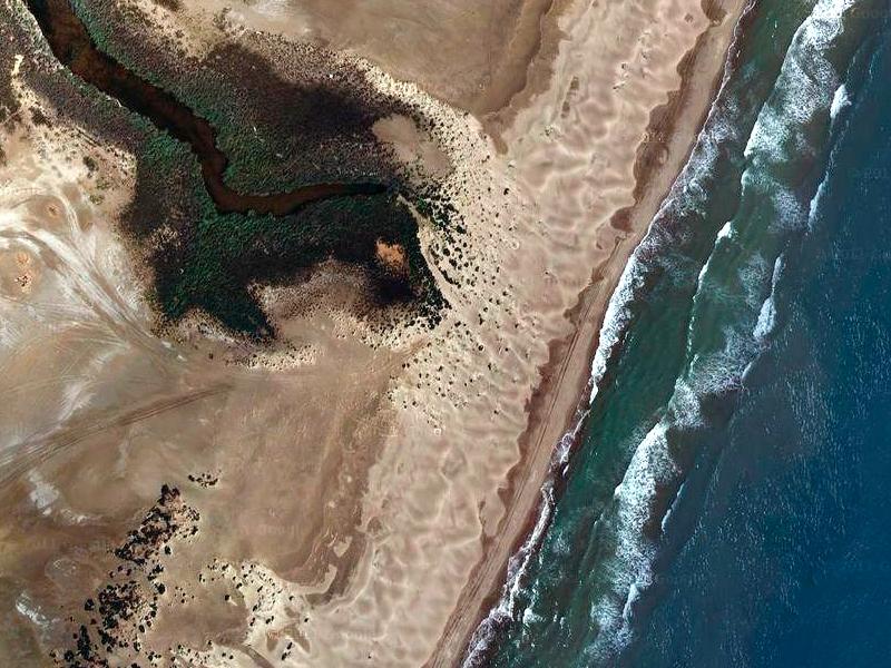 Diálogo entre el mar y la costa en la Isla de Buda