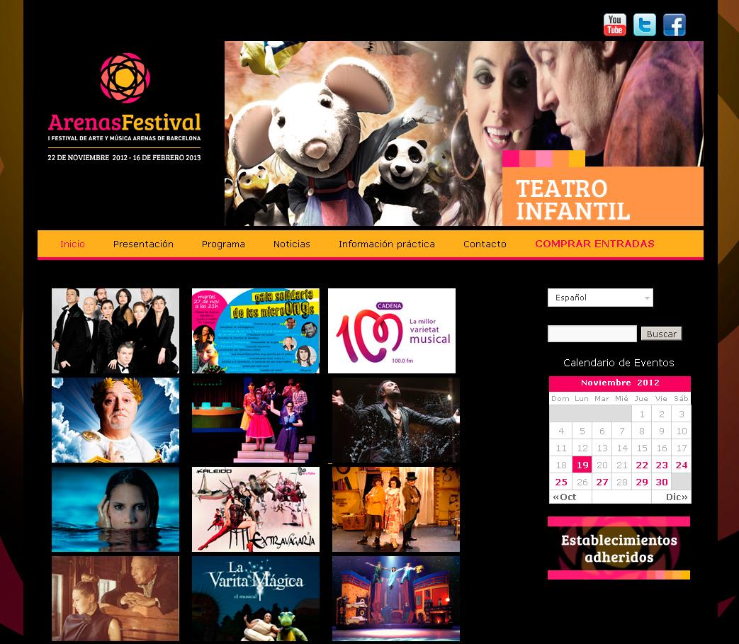 Arenas Festival