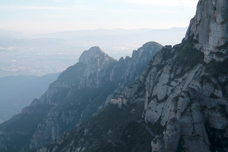 Santa Cova, Montserrat