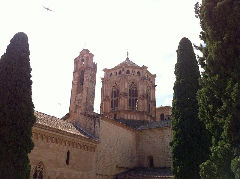 Real Monasterio de Santa María de Poblet