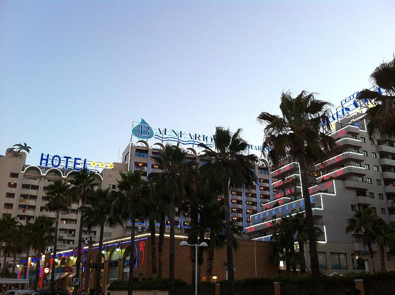 Hoteles en Marina d'Or