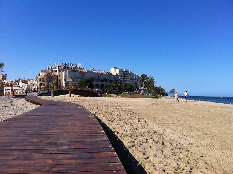 Playa en Marina d'Or