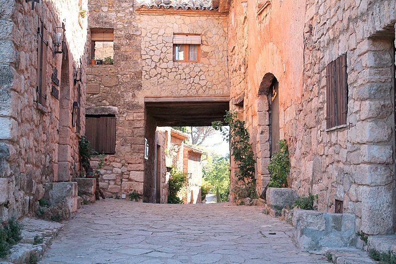 Siurana, uno de los pueblos más lindos de Cataluña