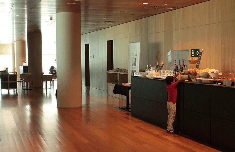 Sala Vip Aeropuerto de Barcelona - El Prat