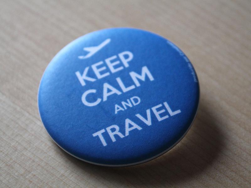 Keep Calm y Viajares.es