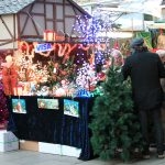 Puedes comprar el árbol de Navidad en Santa Llúcia