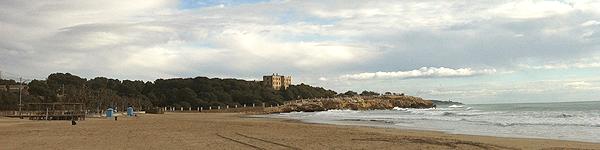 Viajes con niños Tarragona -Playas