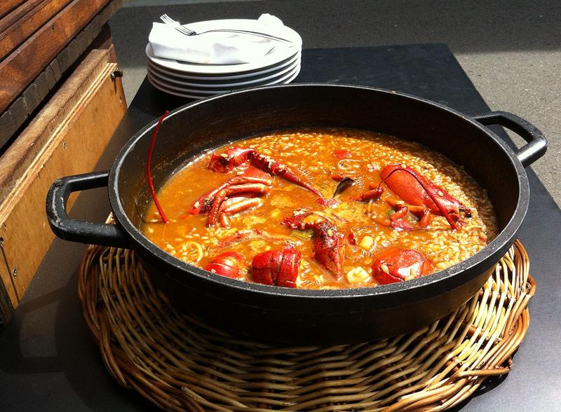 La gastronomía es otro de los motivos para viajar en familia a la Costa Brava