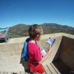 Observando el entorno desde la torre
