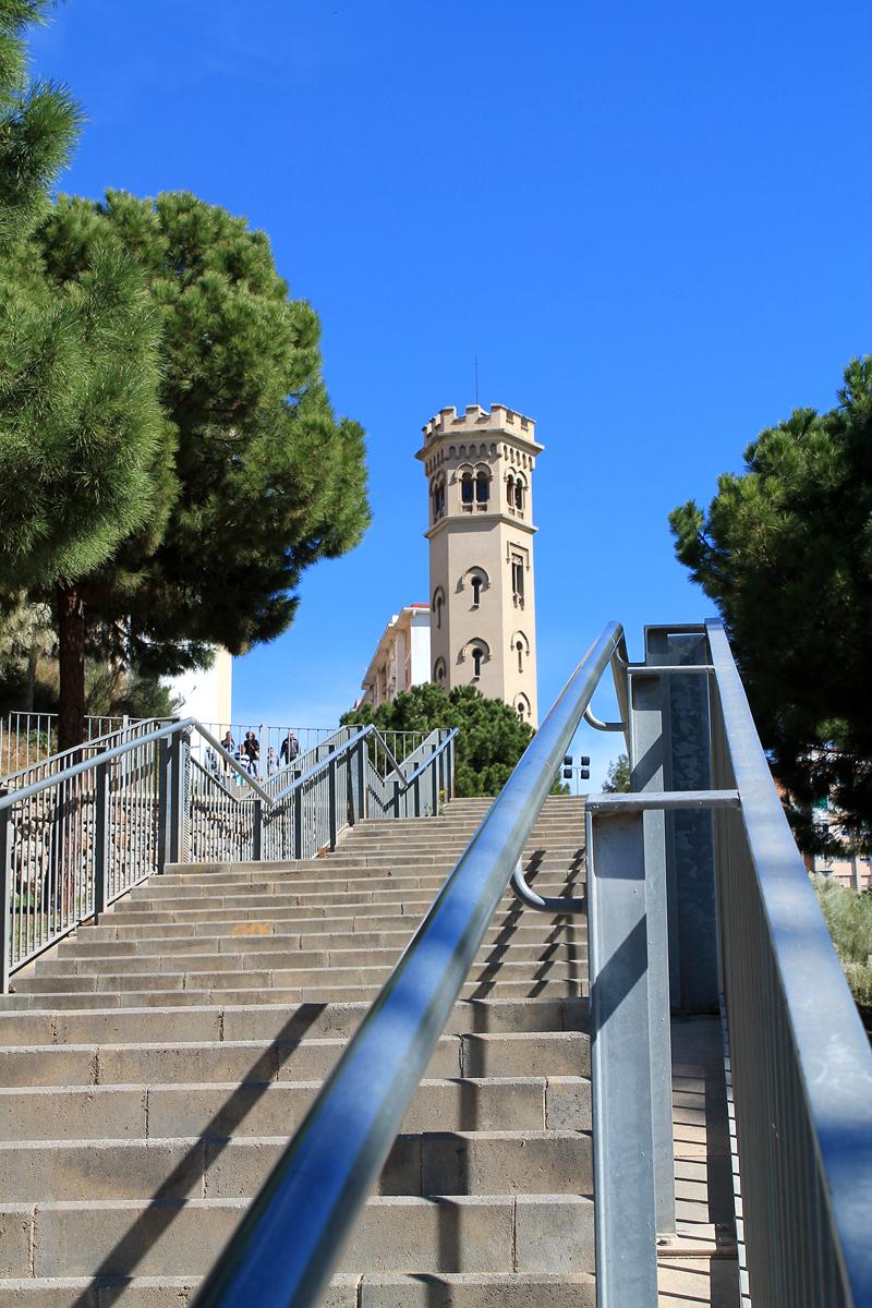 Torre Miranda de Can Mercader, Barcelona