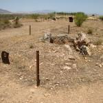 Restos megalíticos en Gorafe