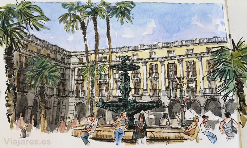 plaza-real-barcelona