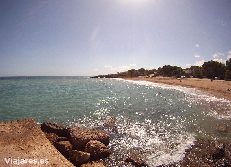 Playa Estany Gras - Ametlla de Mar