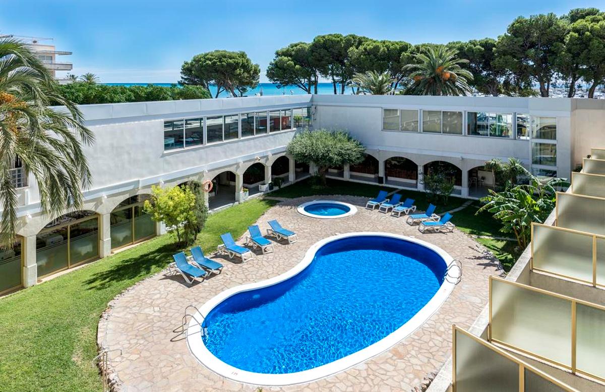 4R Hotel Meridià Mar hotel de 3 estrellas