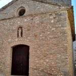 Fachada de la Iglesia de Sant Jaume, Masriudoms