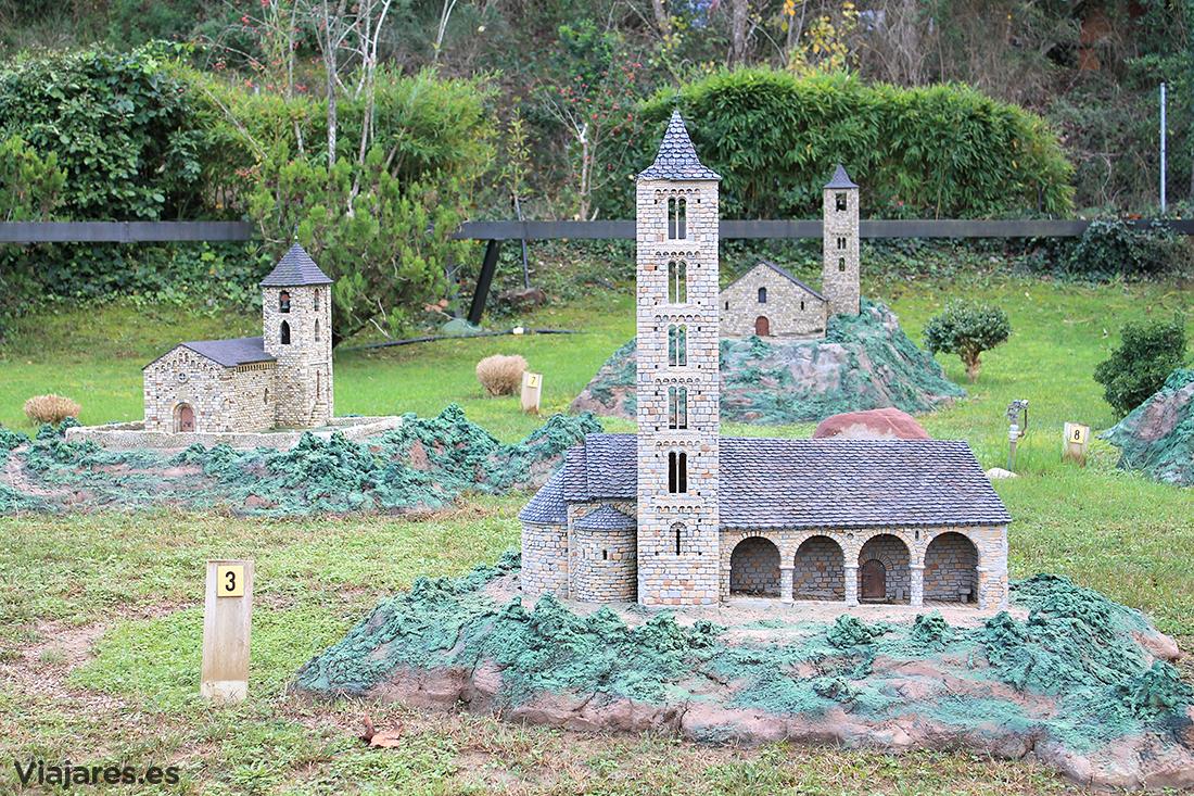 Conjunto de iglesias de la Vall de Boí