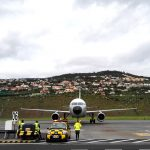 Pista del Aeropuerto de Madeira, ahora Aeropuerto Cristiano Ronaldo