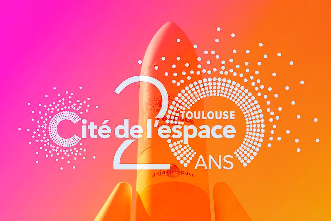 La Cité de l'espace celebra su 20 aniversario en 2017