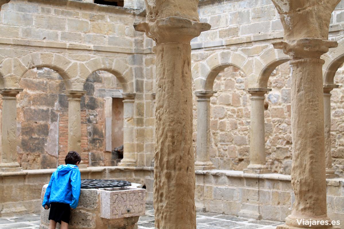 Claustro del Convento de Sant Salvador