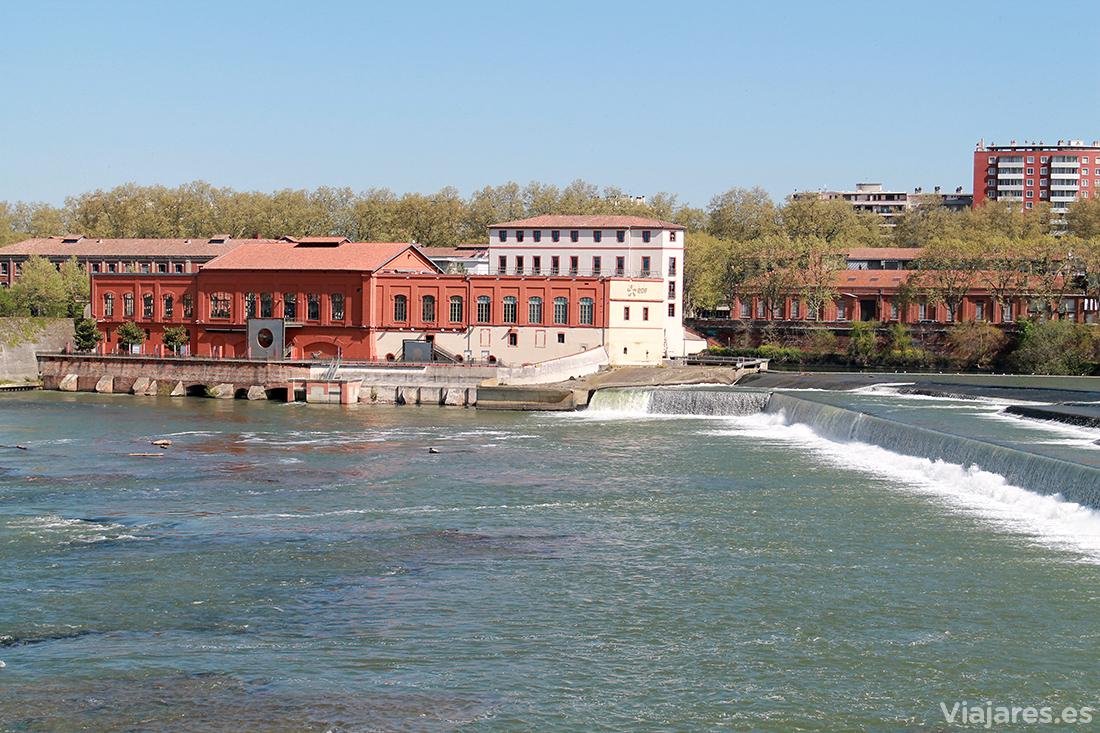 Moulins du Bazacle