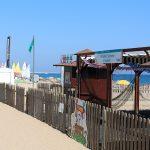 Club infantil en la playa de Calafell