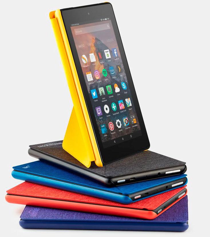 Tablet Fire de Amazon