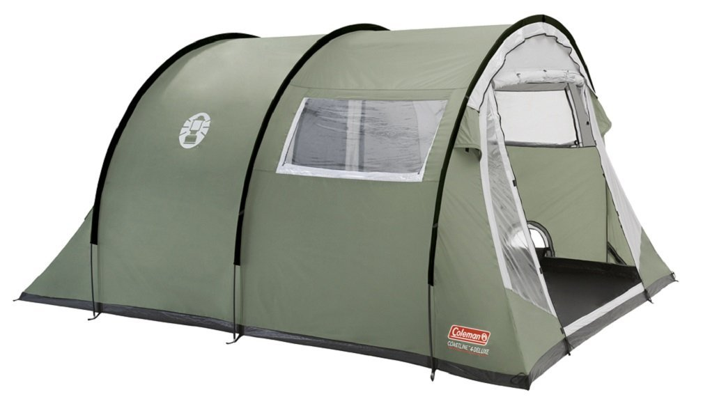 Tienda para acampada