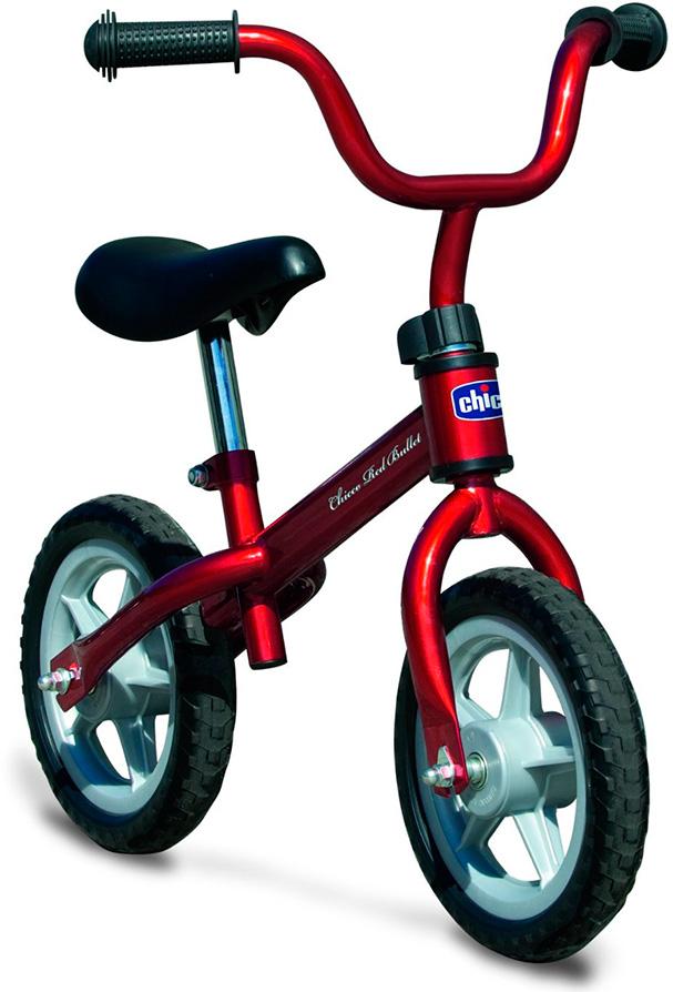 Bicicleta molona roja