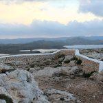 Paisaje desde el Cabo de Cavallería