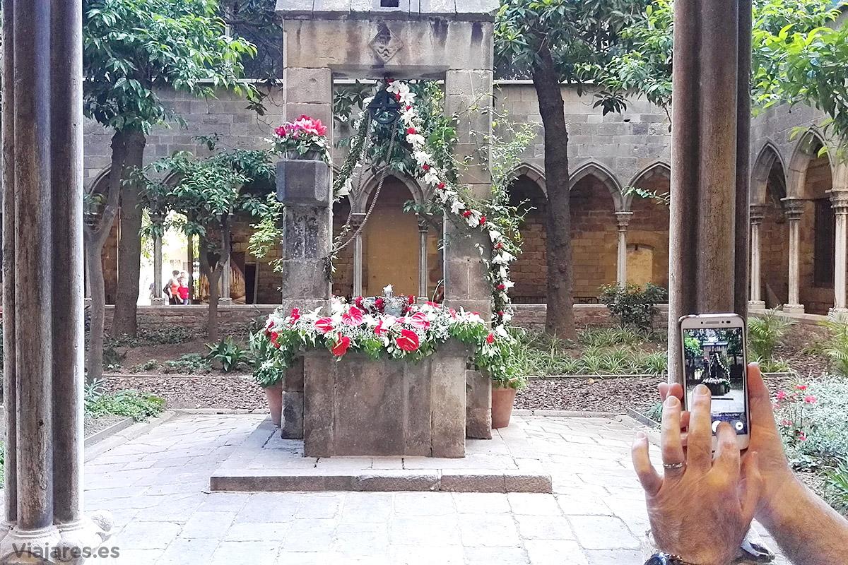 El Ou com balla en la Parroquia de Santa Anna