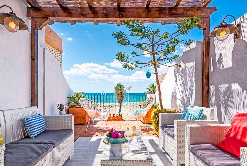 Apartamento en Pedregalejo, Málaga