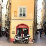 La ciudad vieja de Niza