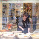 Escaparate de la pastelería Maison Auer