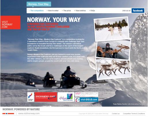 VisitNorway Año Nansen Amudsen