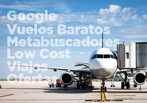 vuelos baratos y google viajares