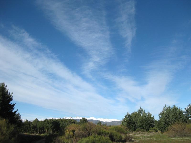 Paisaje de la Sierra de Gredos