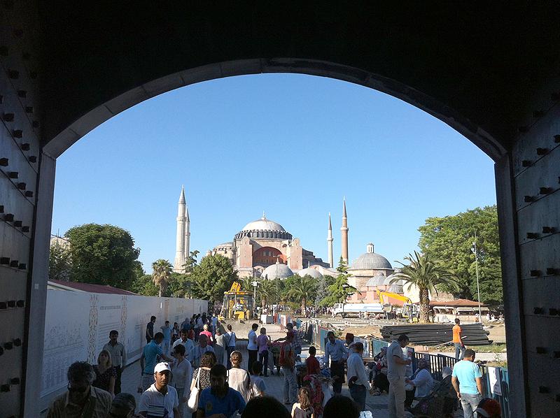 Hagia Sofia de Estambul