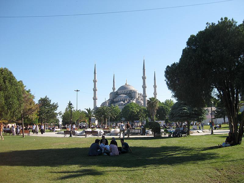 Mezquita Azul de Estambul